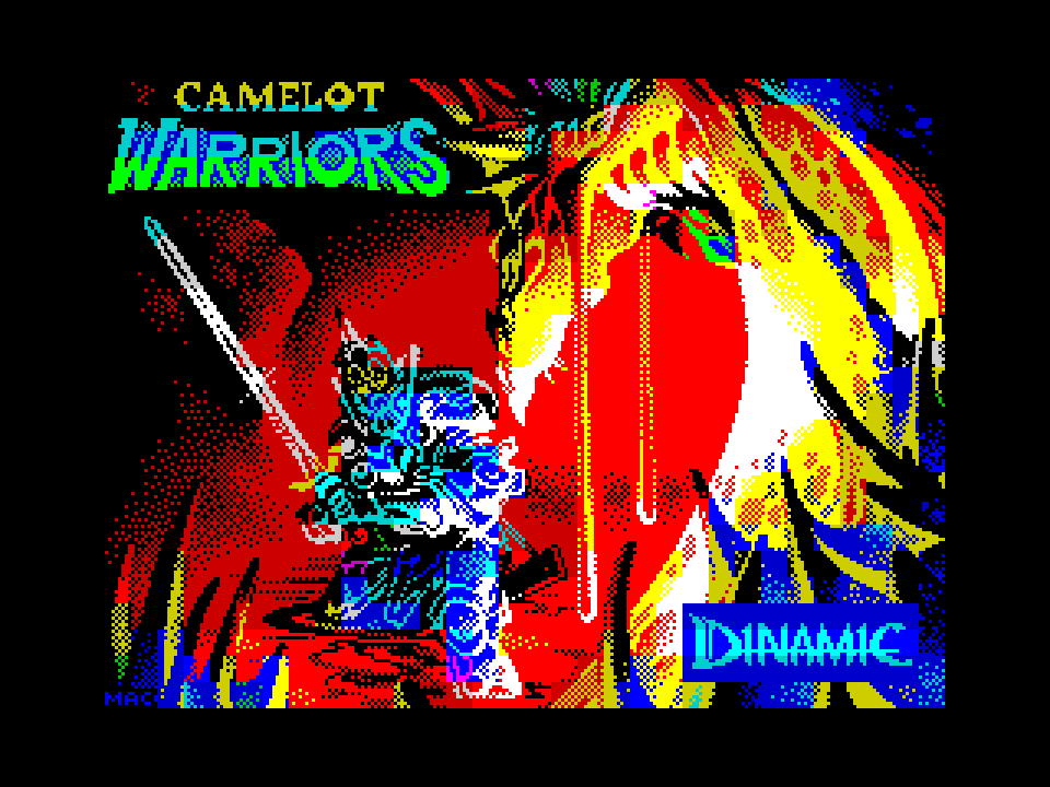 Camelot Warriors