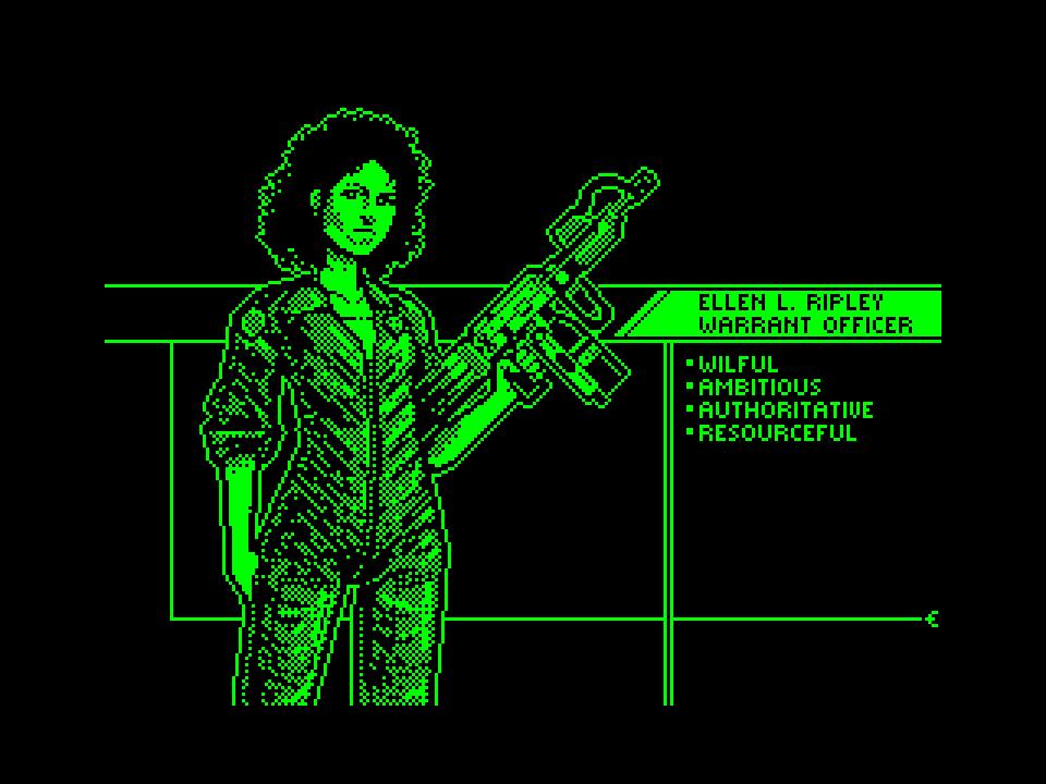 Alien (Ellen Ripley)