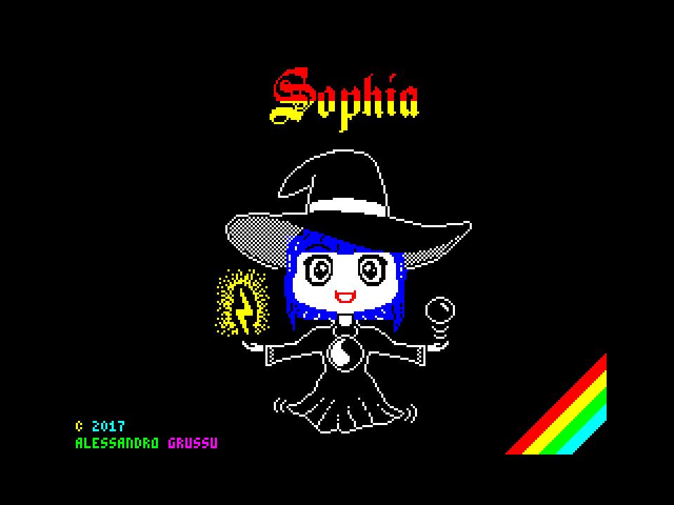 Sophia (loading screen)