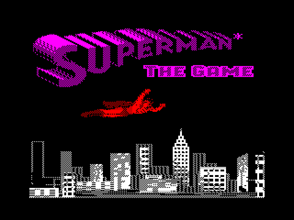 Superman - The Game