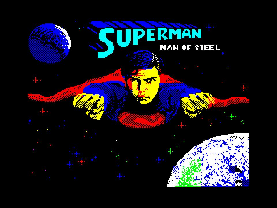 Superman - The Man of Steel