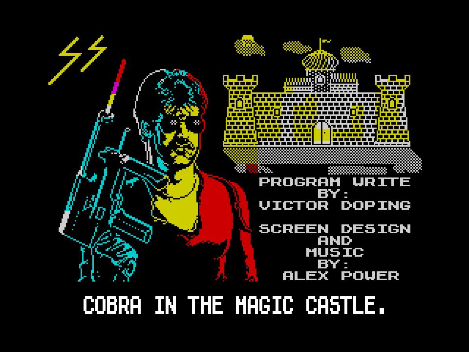 Cobra In The Magic Castle