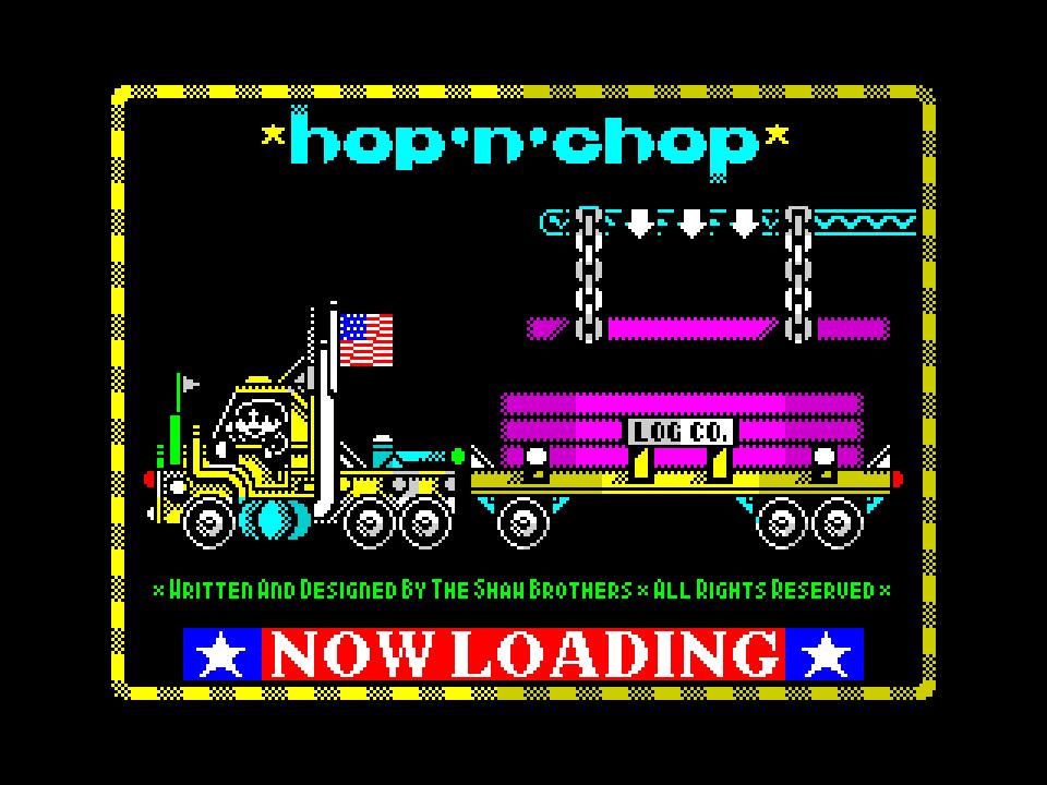 Hop 'n' Chop