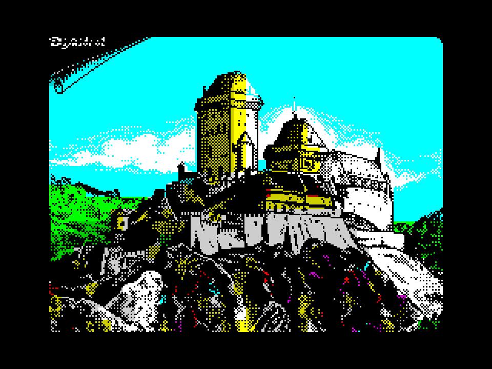 Karlshteyn Castle on Czech Rep