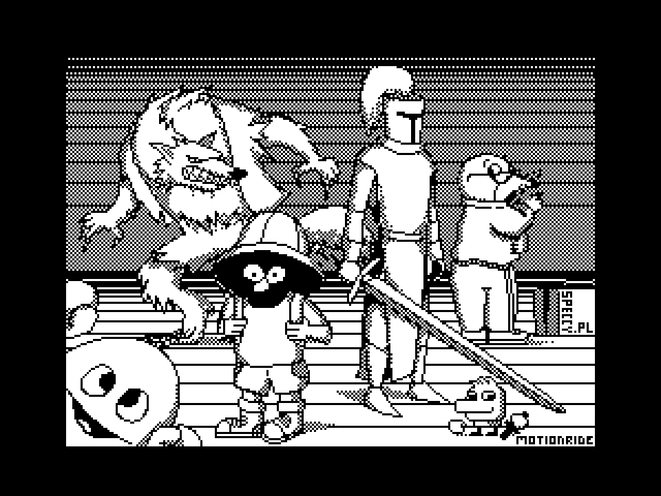 Speccy Heroes