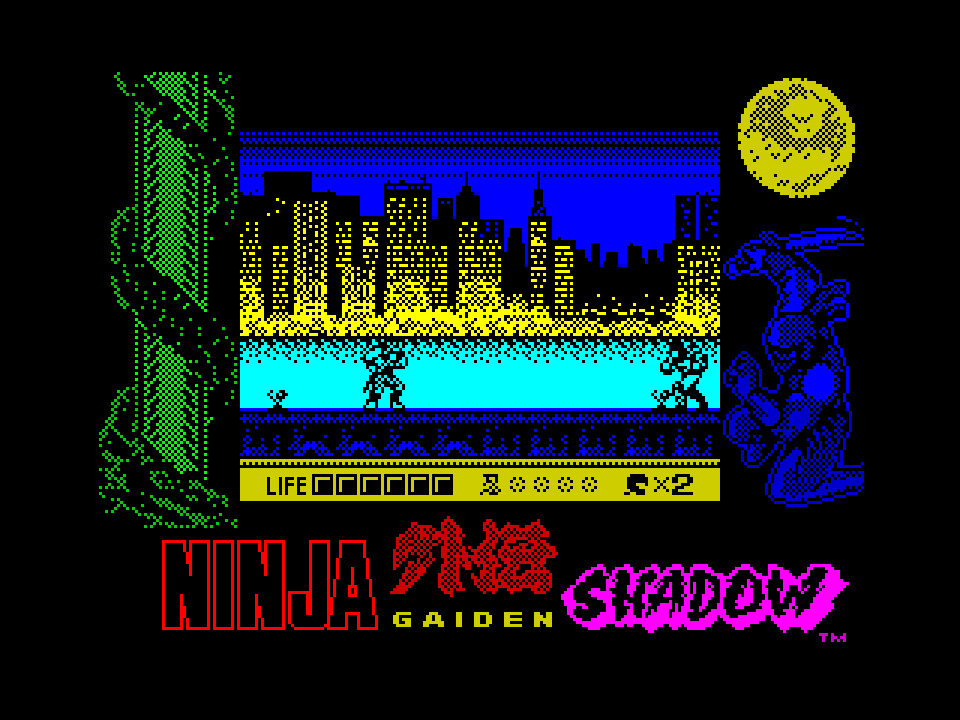Ninja Gaiden Shadow Warriors