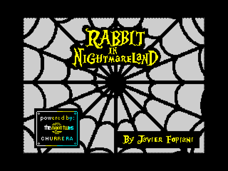 Rabbit in Nightmareland