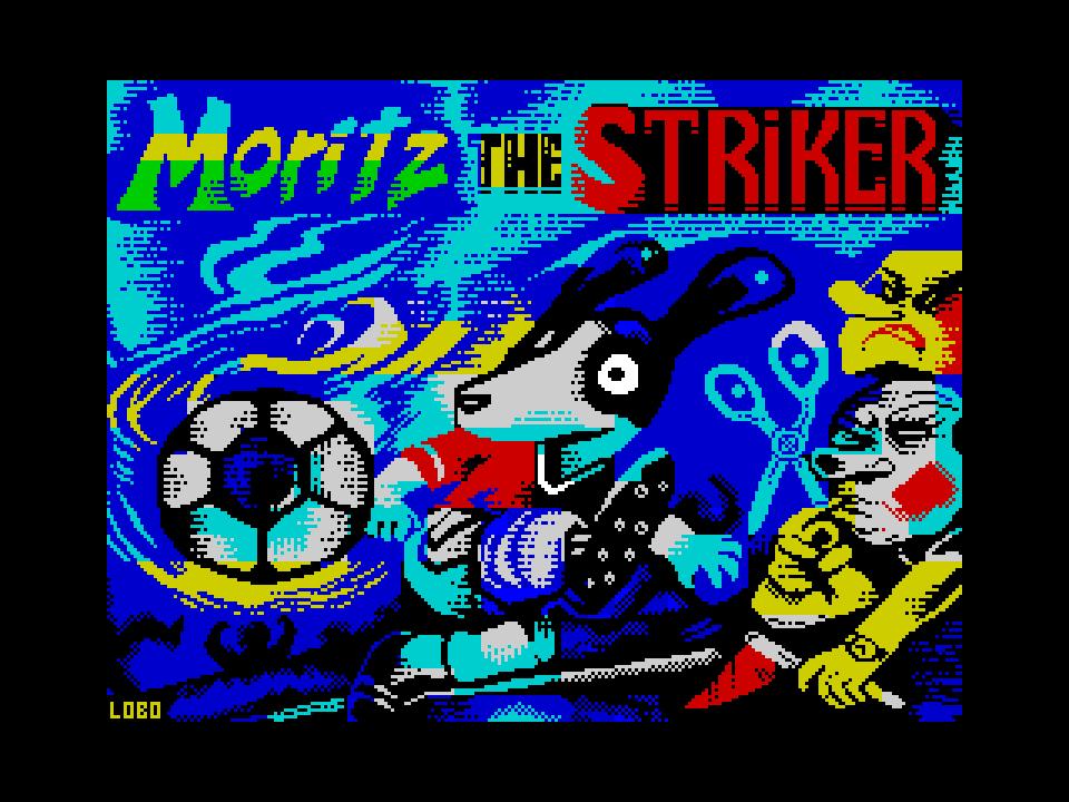 Moritz The Striker