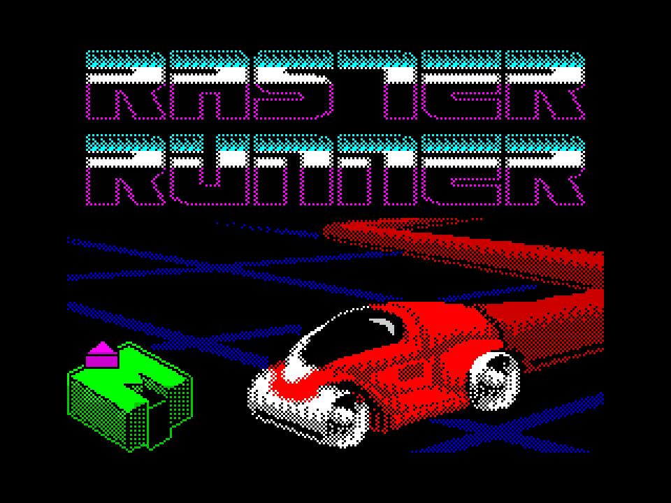 Raster Runner