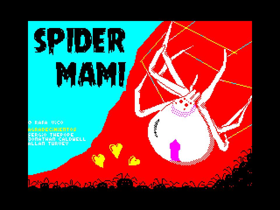 Spider Mami