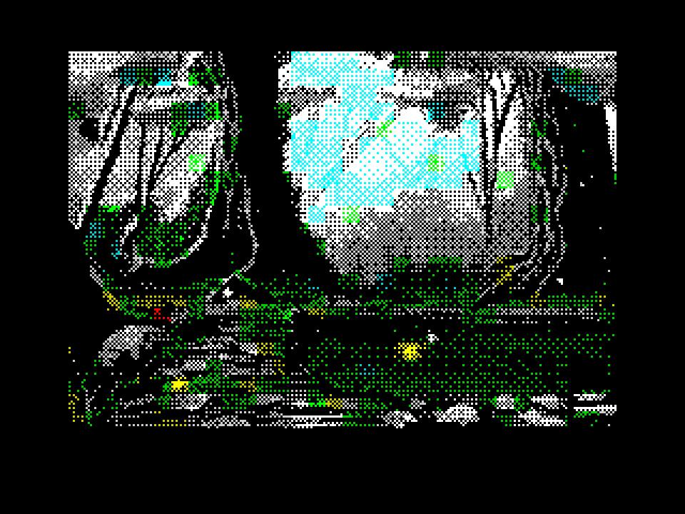 Mistery swamp