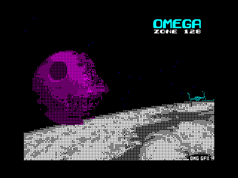 Omega Zone, The