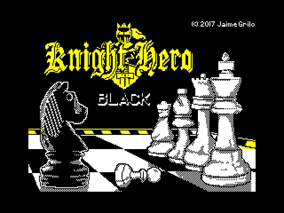 Knight Hero (Black)