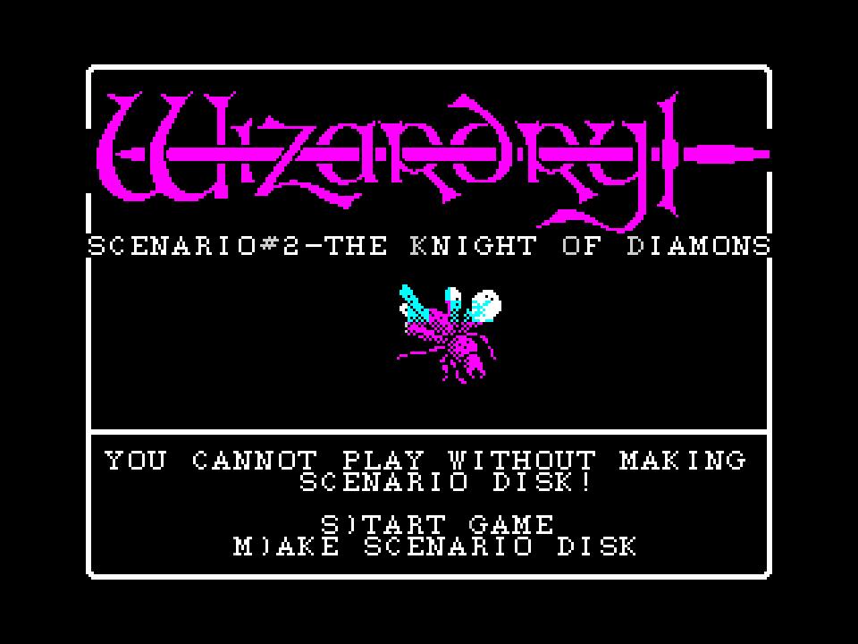 Wizardry II