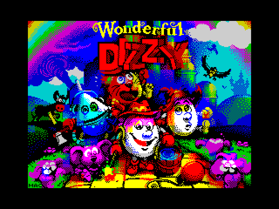 Wonderful Dizzy