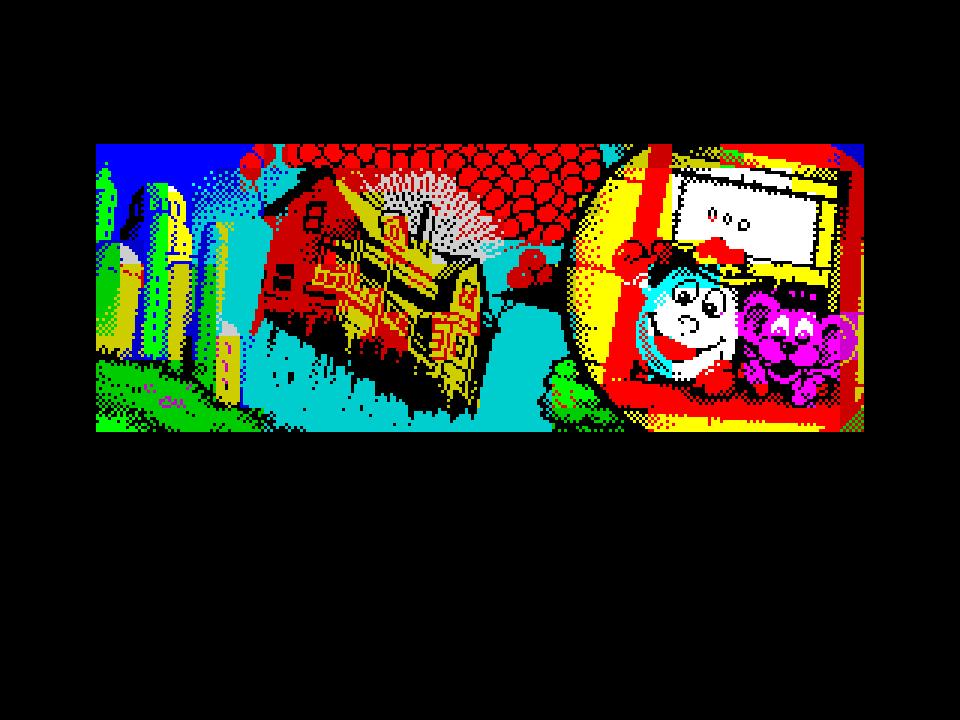 Wonderful Dizzy: Story Slide 3