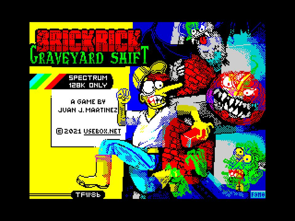 Brick Rick: Graveyard Shift