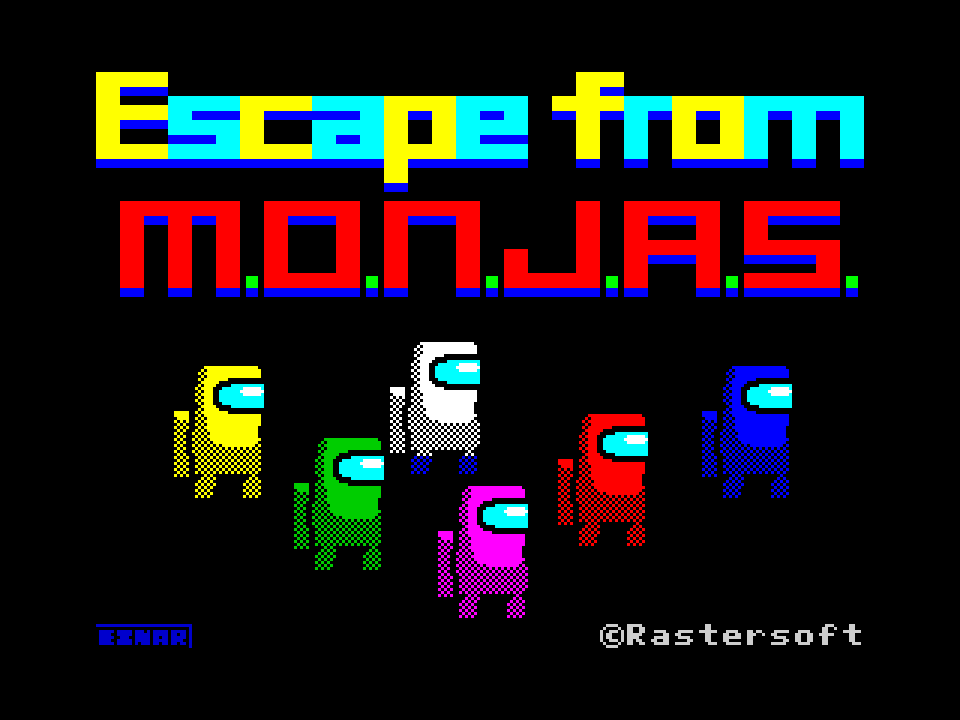 Escape from M.O.N.J.A.S. (alternate)