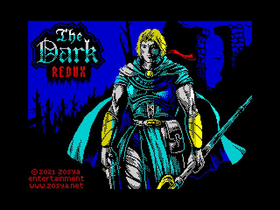 The Dark. Redux