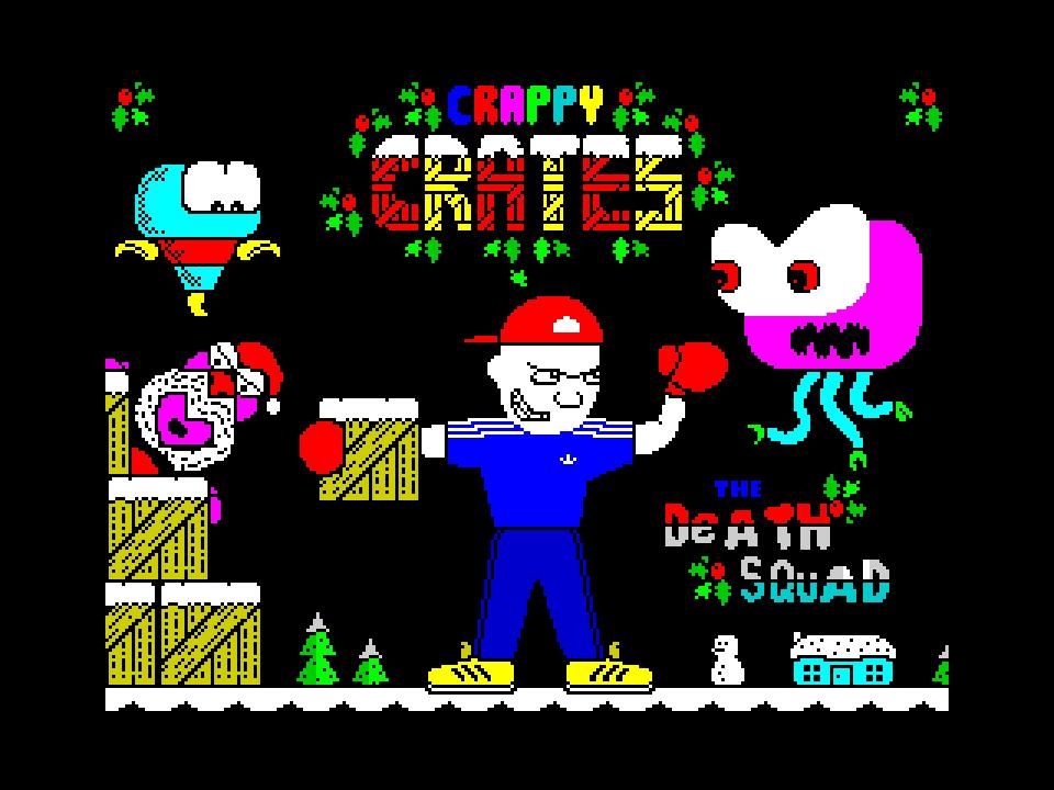 Crappy Crates