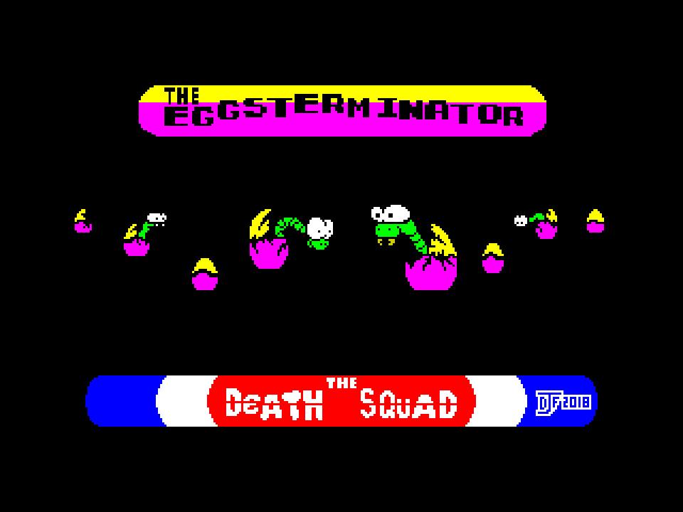 The Eggsterminator