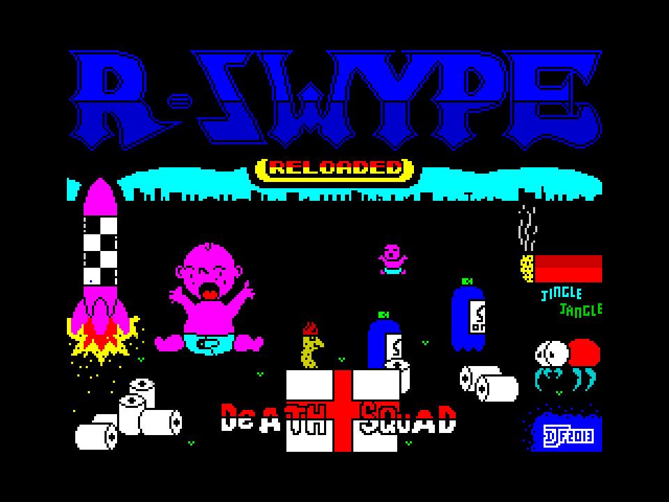 R-Swype Reloaded