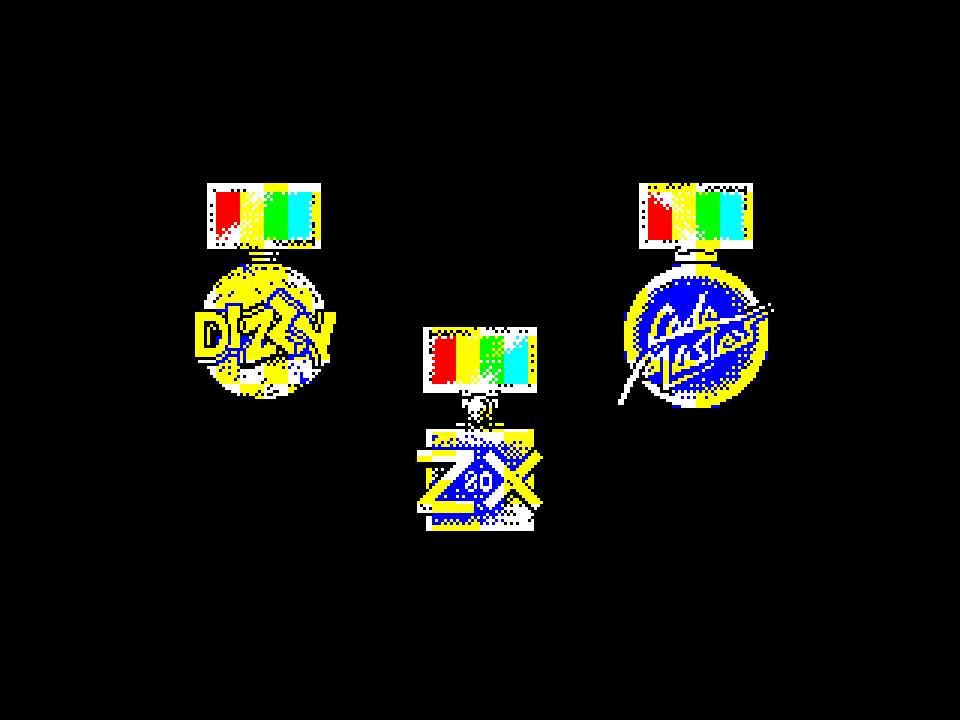 Dizzy C.M. ZX