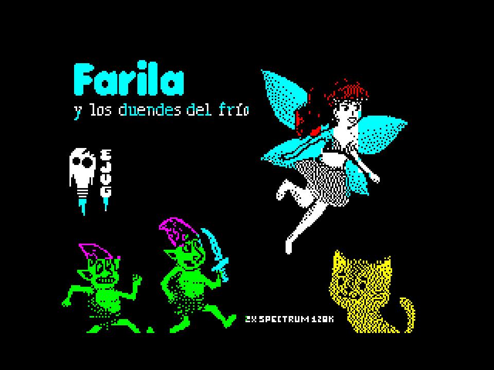 Farila y los Duendes del Frio