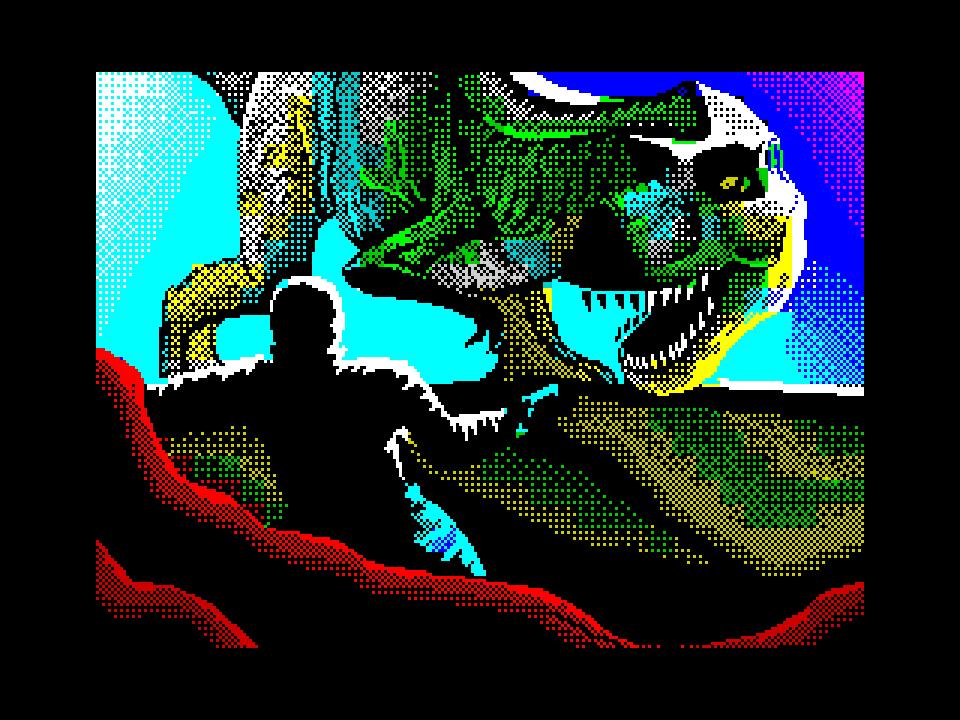 Theme Jurassic Park:Danger Mitting
