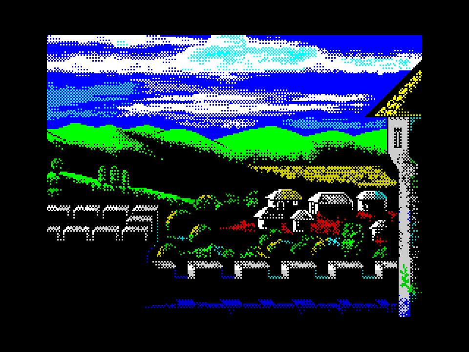 Medieval Sunset