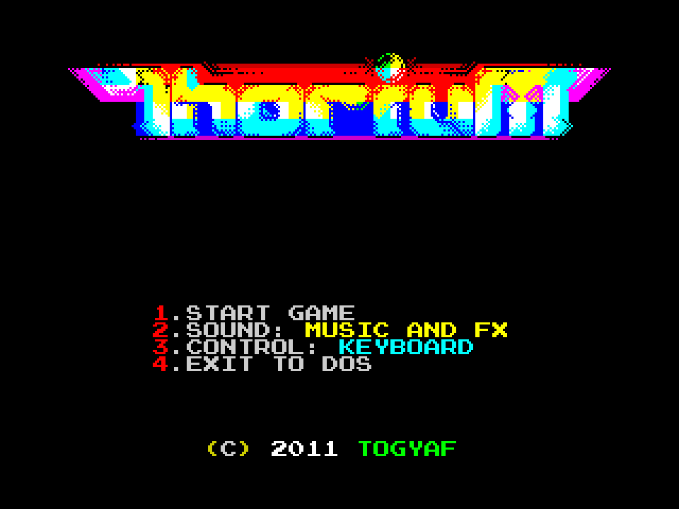 ThoriuM game logo (alpha version)