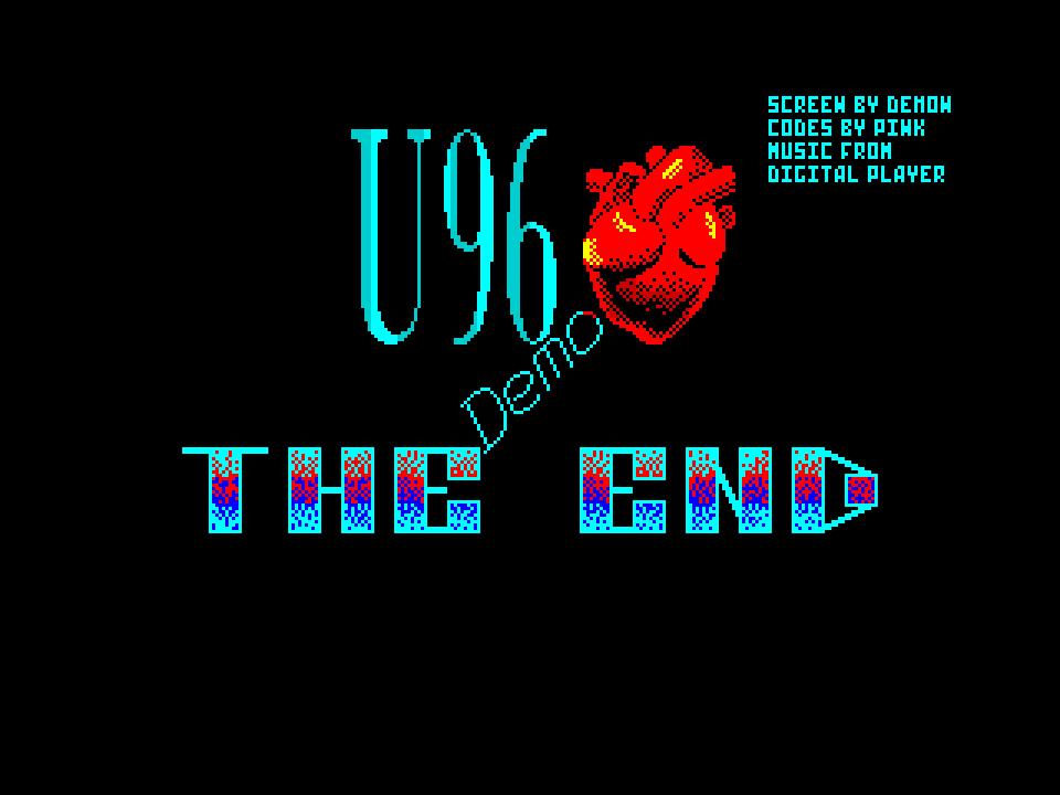 U96 demo (the end part)