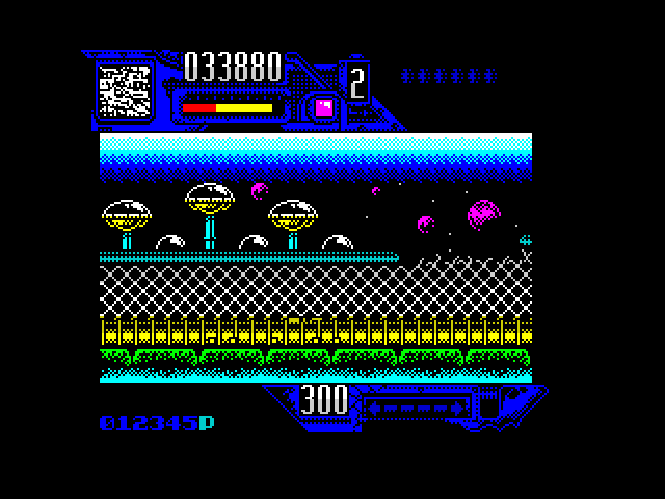 Comando Tracer - Planet 2 - Alfard