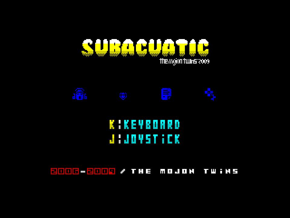 Subacuatic-menu