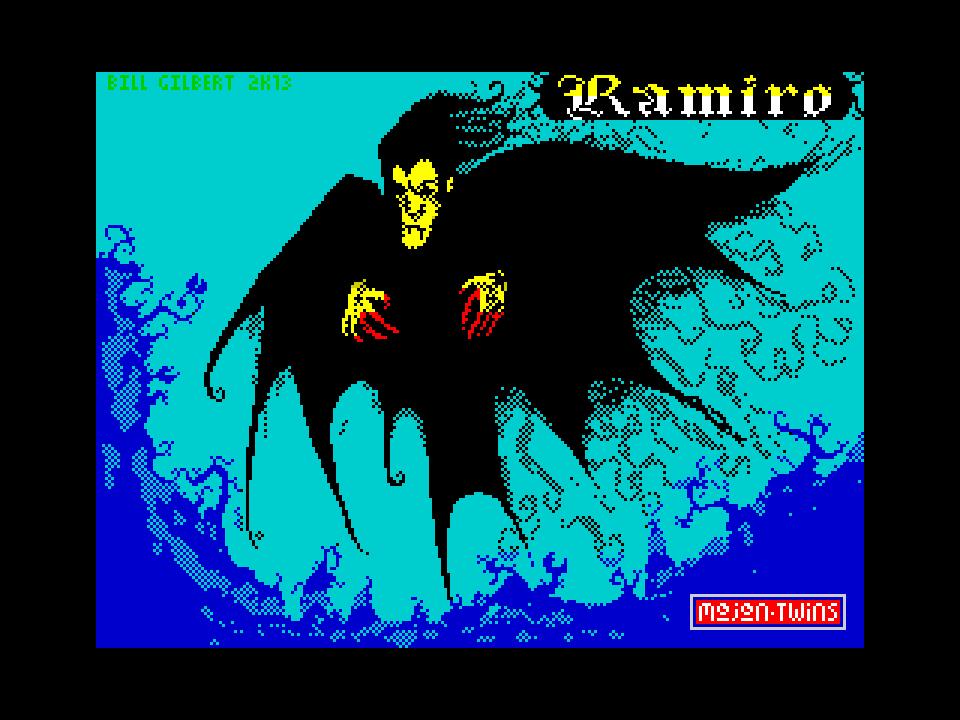 Ramire the Vampire Part 1