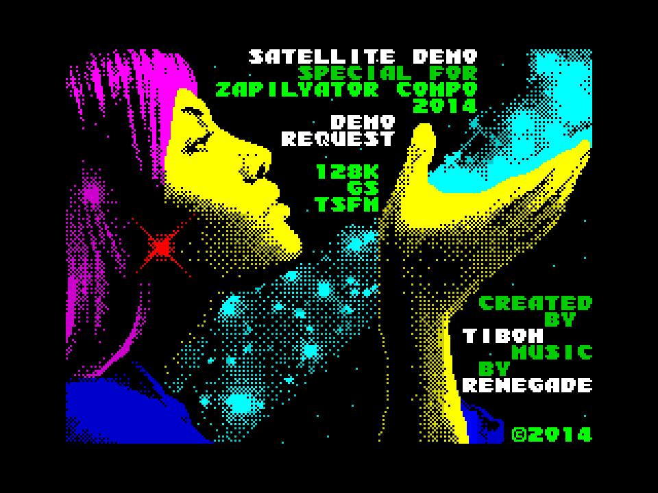 Satellite Demo
