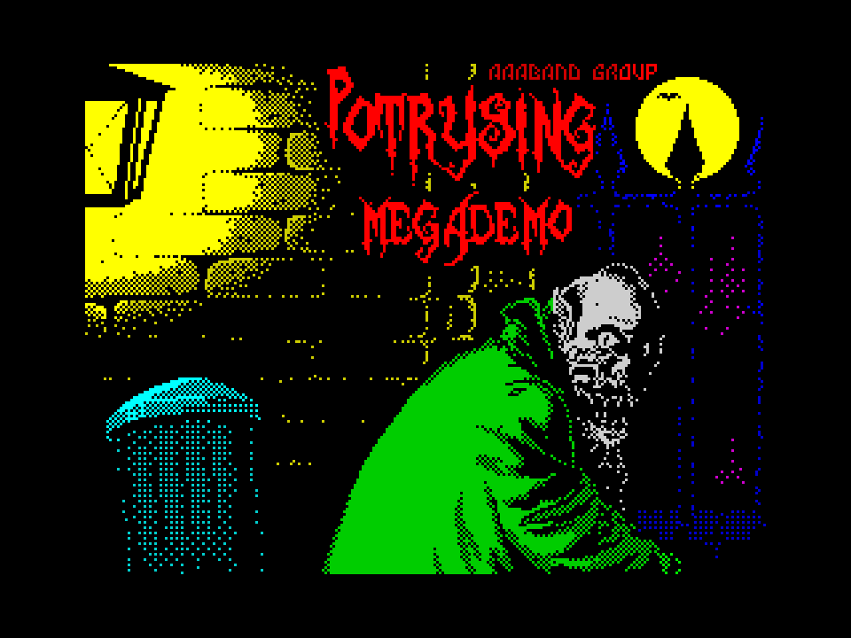Potrysing Megademo