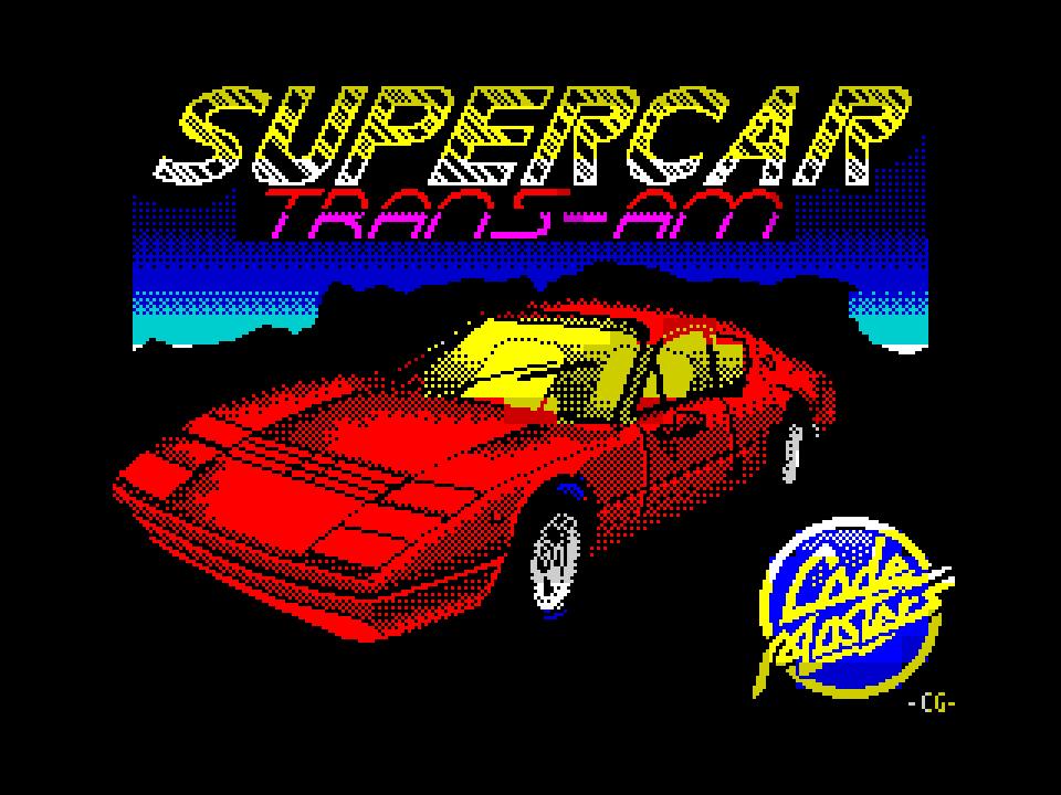 Super Car Trans Am