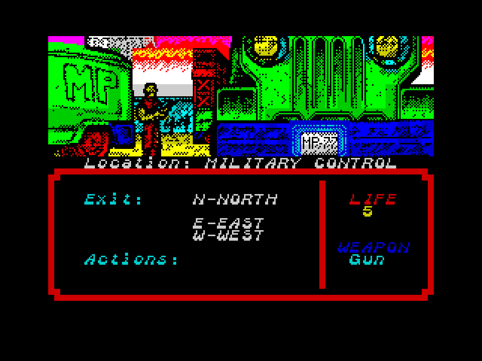 Zombi Terror 2 - Military Control