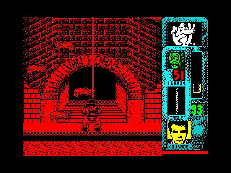 Ghostbusters II level 1 ingame 2