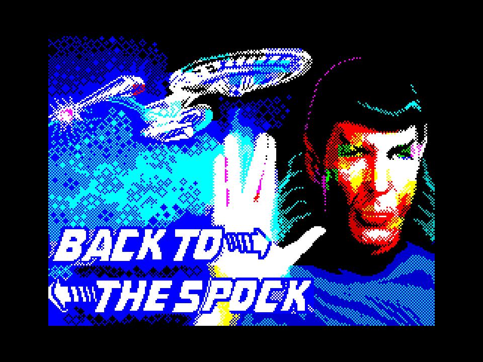Back to Spock