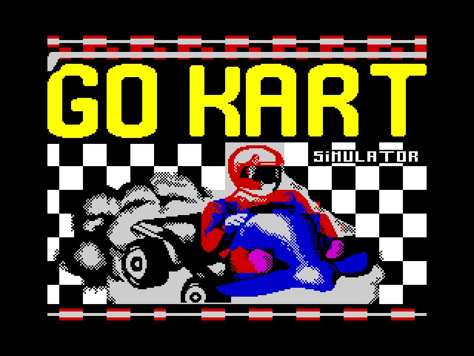 Professional Go-Kart Simulator
