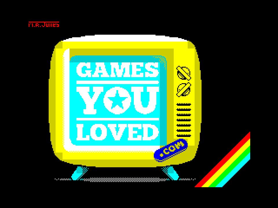 Games You Loved logo
