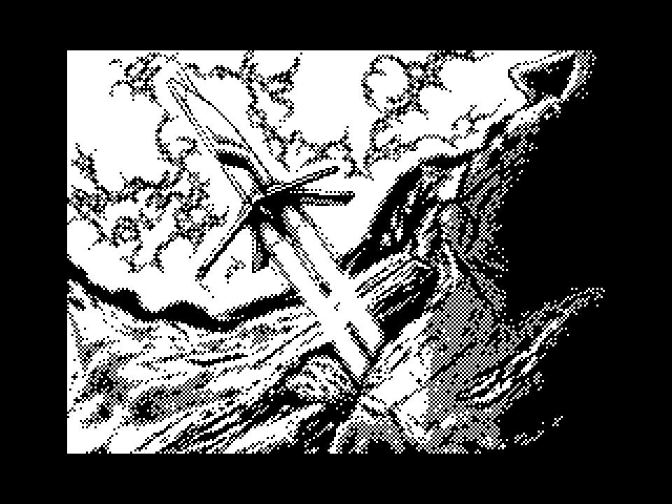 Pixel Quest (Monochrome Alternative)