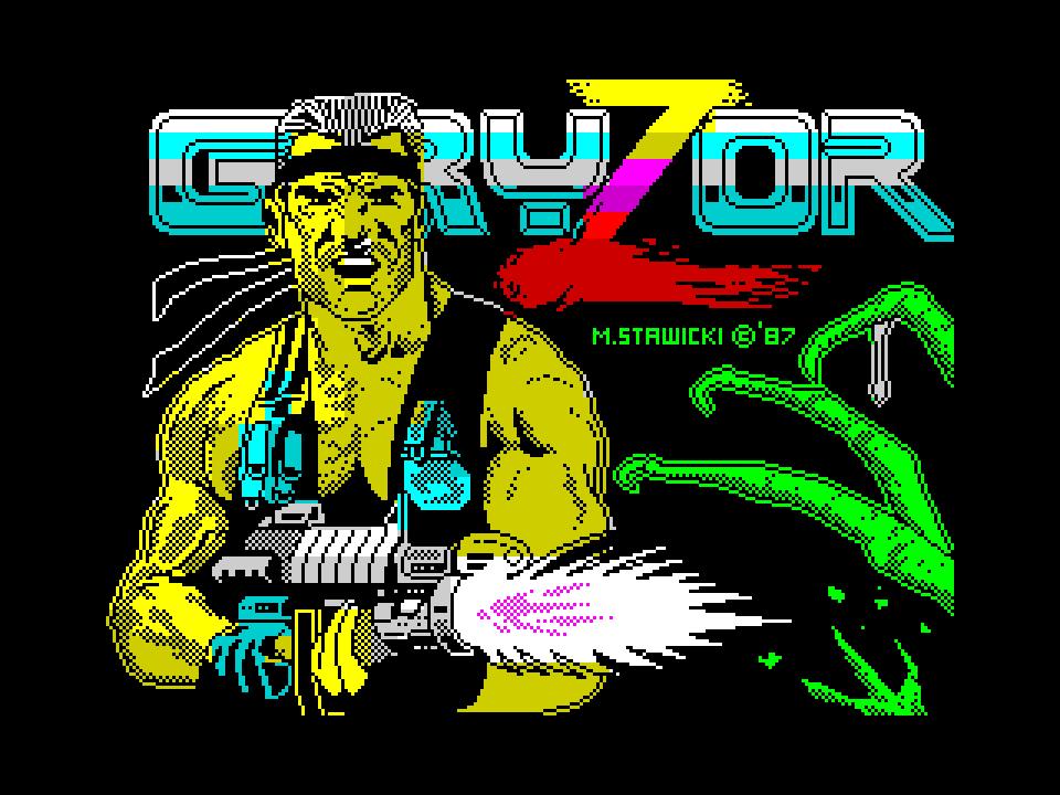 Gryzor