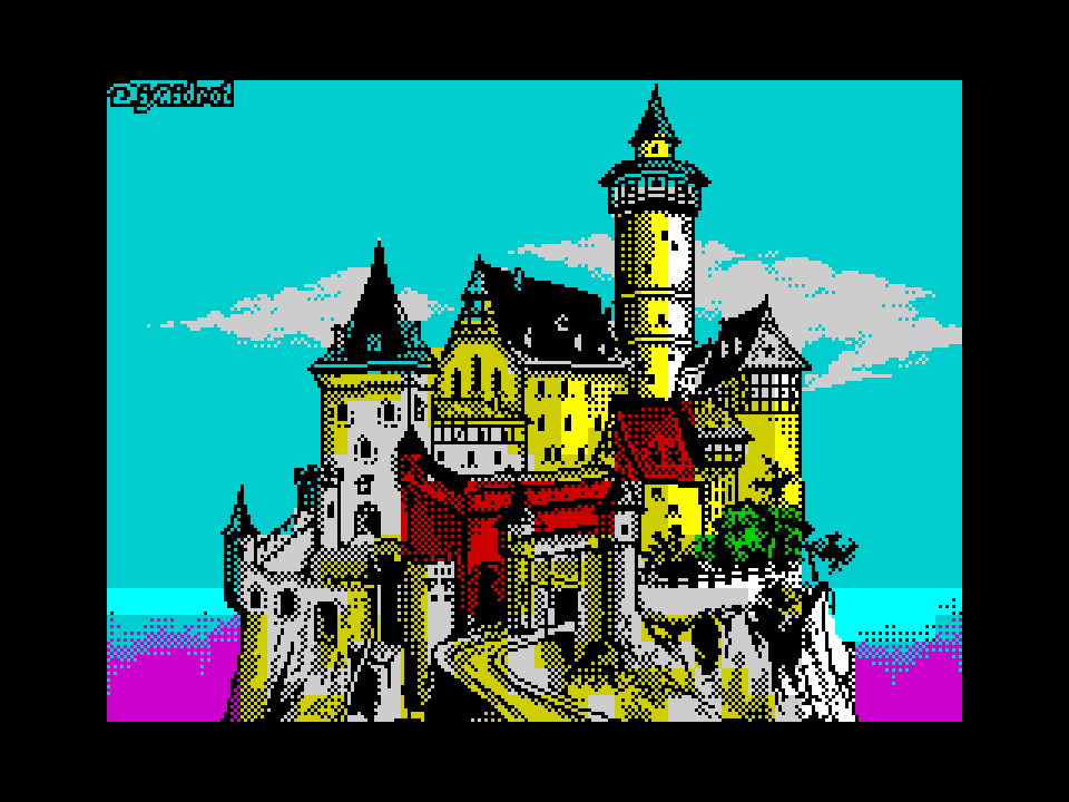 castle of the feudal lord