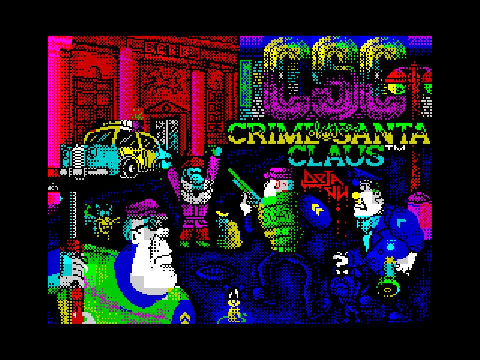 Crime Santa Clause: Deja Vu