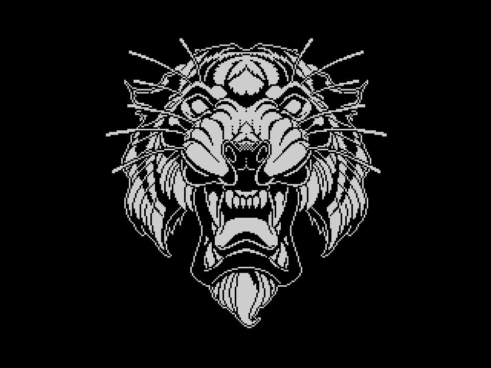 Totem: tiger