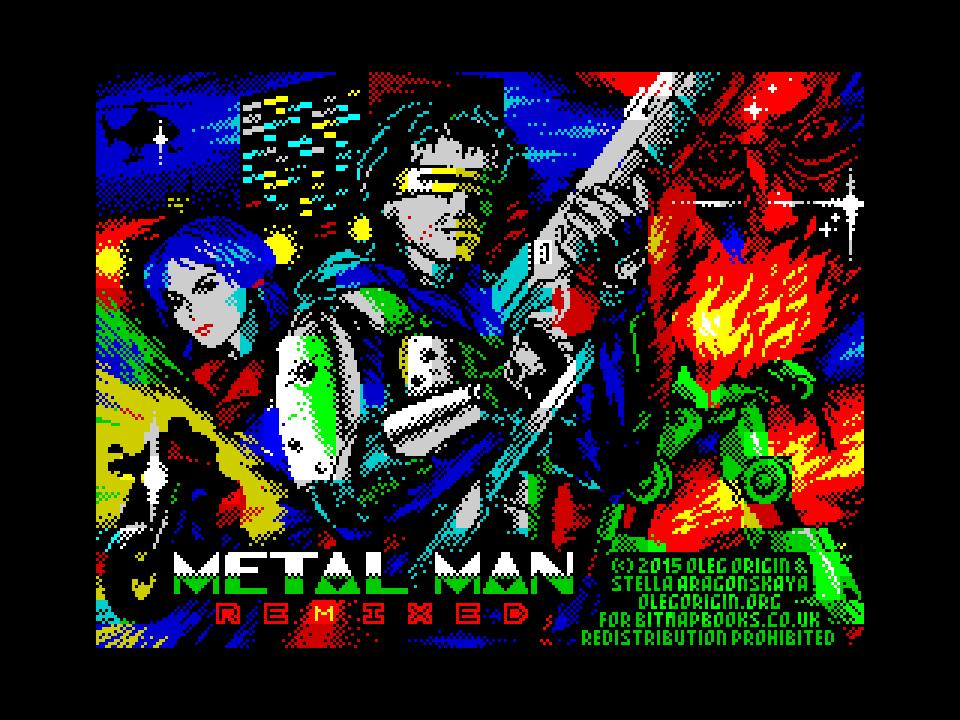 Metal Man Remixed
