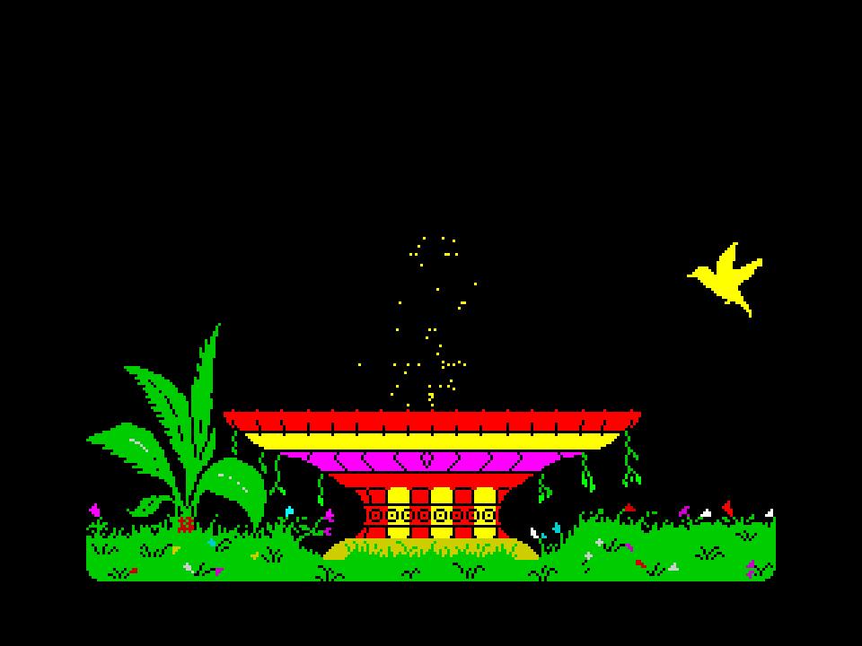 Fountain Demo 2